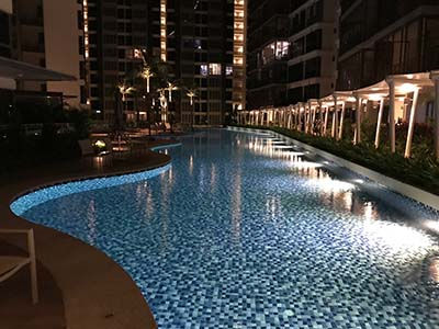 Watertown Pool - Alvin Lim Testimonial Profile (Singapore Real Estate Agent)