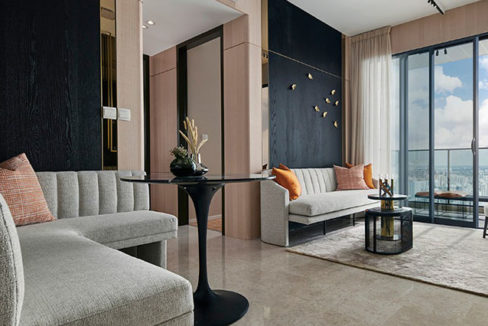 Avenue South 2 Bedroom Premium FP Photo