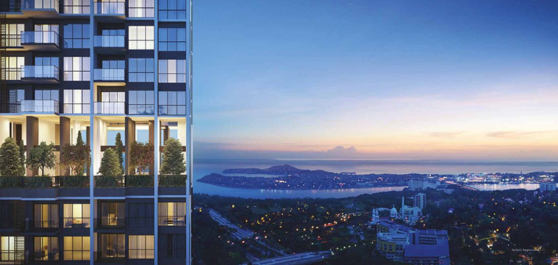 Avenue South Residence New Condo Launch in Singapore District 3