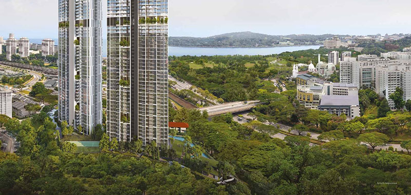 Avenue South Residence Southern Island View from Avenue South