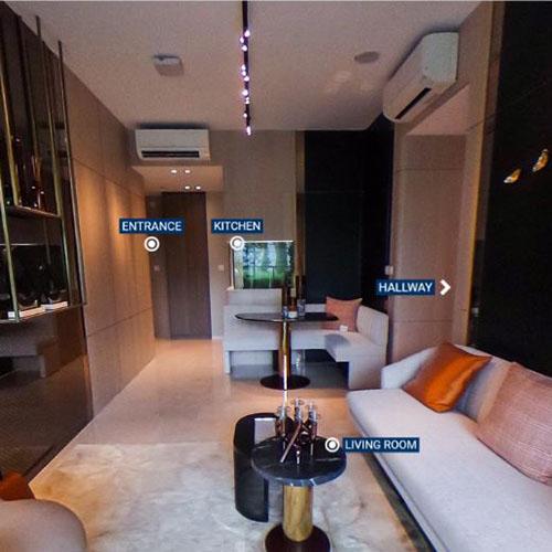 Avenue South Showflat 2 Bedroom Virtual Tour