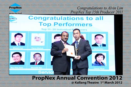 Singapore Award Wining Best Property Agent