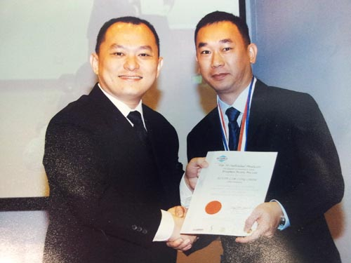 Singapore Award Wining Professional Property Agent