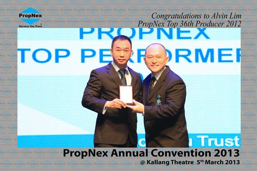 Singapore Award Wining Top Property Agent