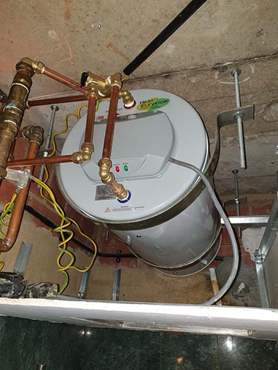 Singapore Condo Water Heater Replacement By Property Agent