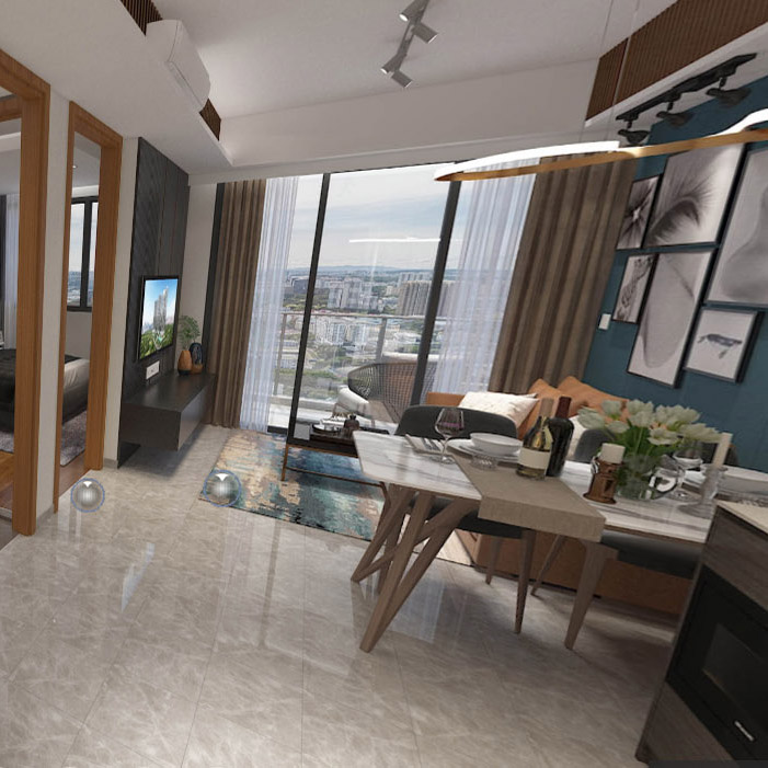 Stirling Residences 1 + S Virtual Tour 1