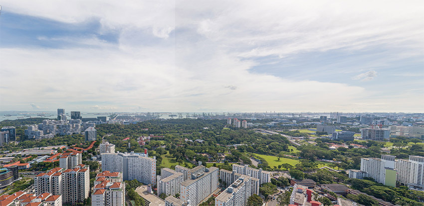 Stirling Residences View