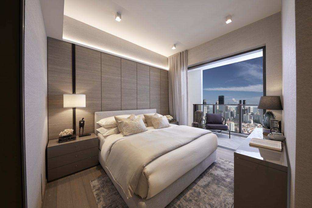 the landmark 3 bedroom - Master bedroom