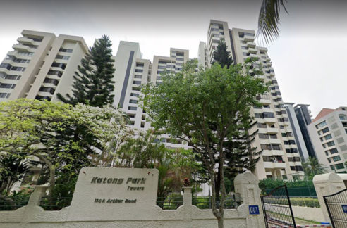 Katong Park Tower (Mountbatten Residences)