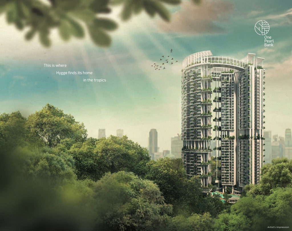 One Pearl Bank New Condo in Outram