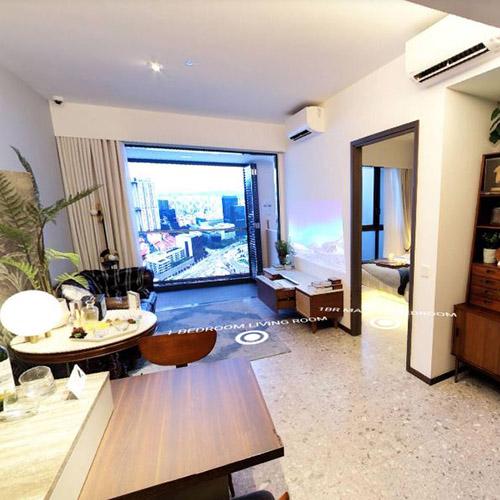 One Room Virtual Tour