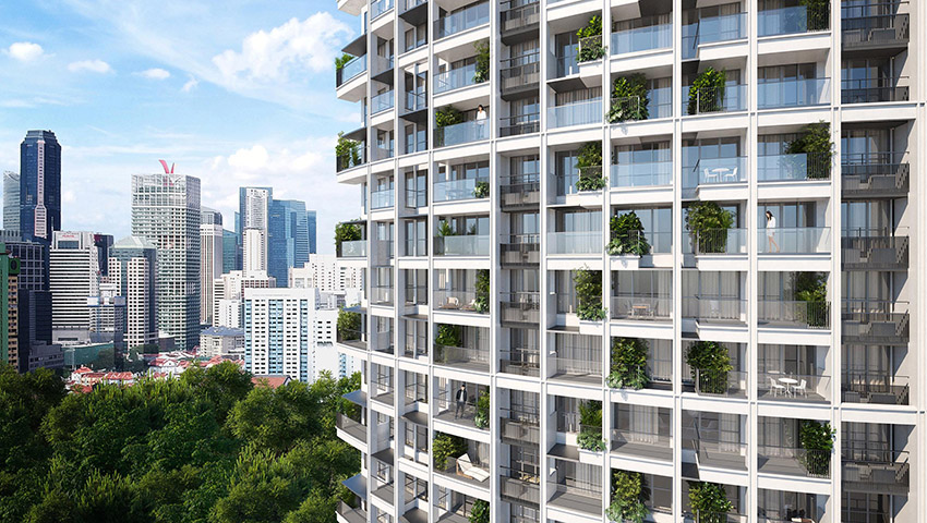 Pearl Bank New Property Sinagpore