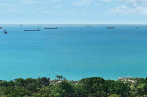 Seaside Residences - Sea View
