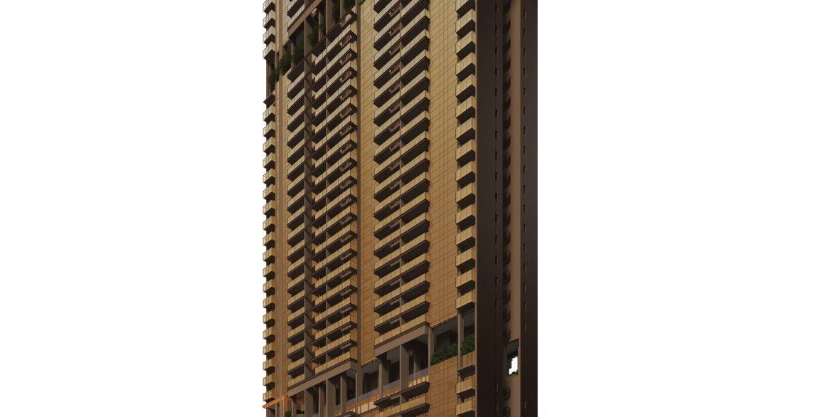 The Landmark facade