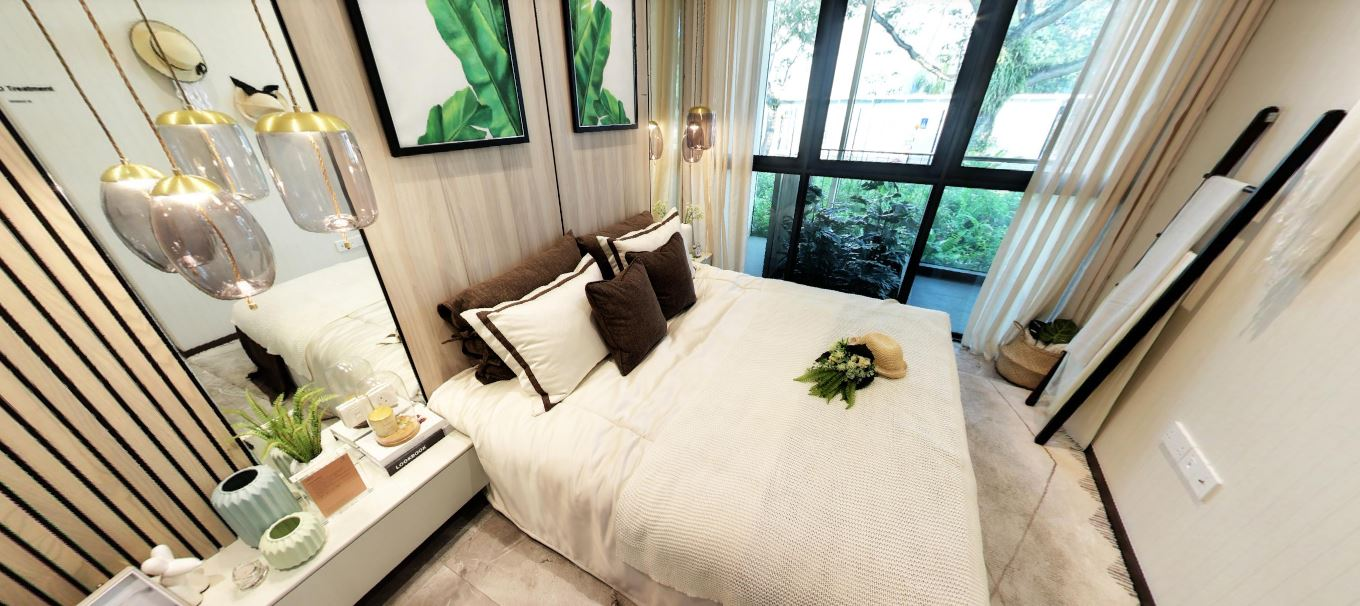 One Pearl Bank | 2 Bedroom