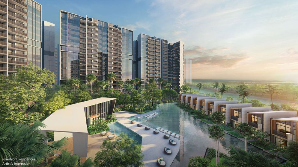 Riverfront Residences @ Hougang By Oxley Holdings