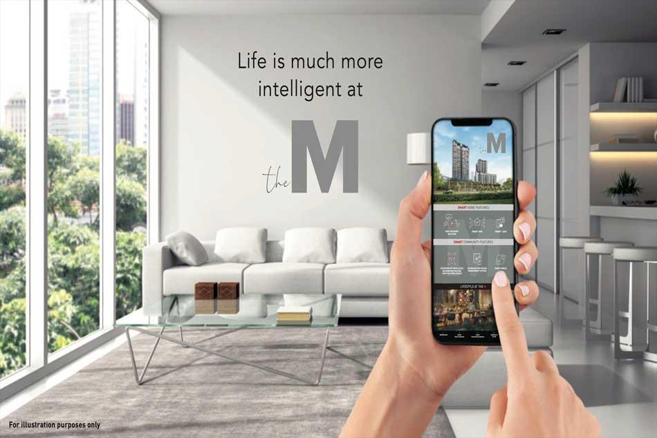 The-M-Condo-Smart-Home-System