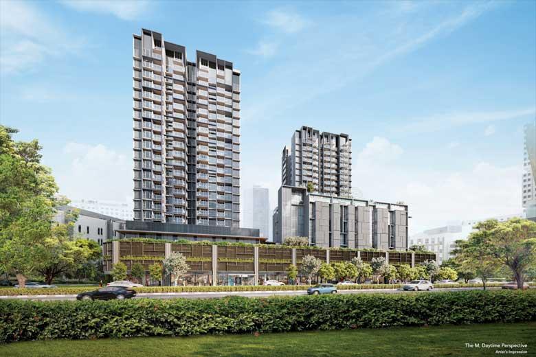 The-M-Mixed-Development-Street-Level-View