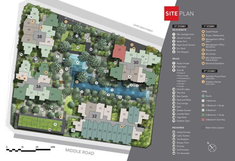 The-M-Site-Plan