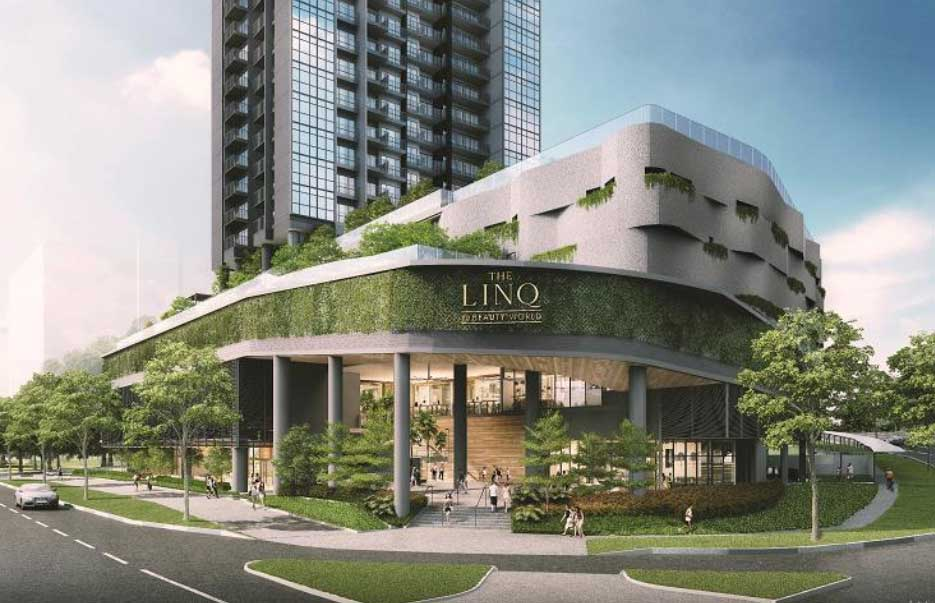 The Linq @ Beauty World Freehold Next to MRT (Coming soon)