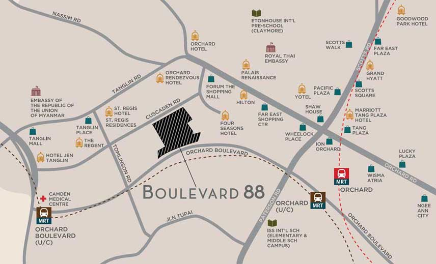 Location-Map-of-Boulevard-88