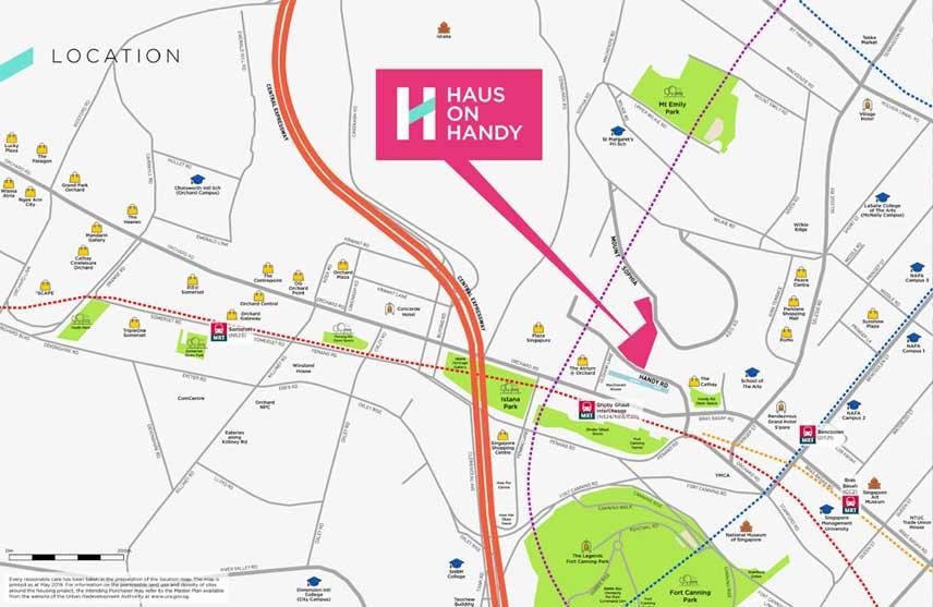 Location-Map-of-Haus-on-Handy