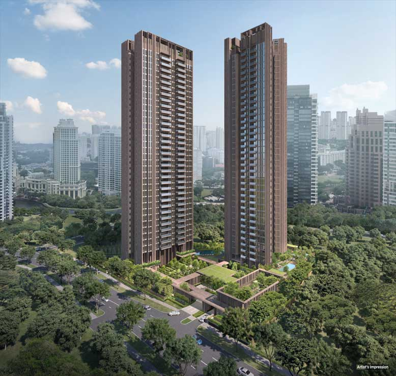 The Avenir @ River Valley By Guocoland & Hong Leong
