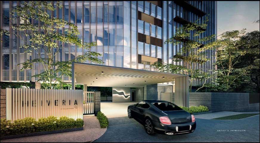 The-Iveria-Condominium-Entrance