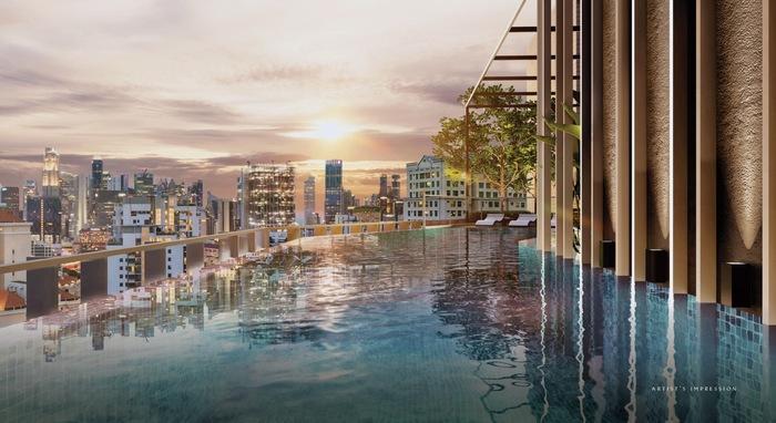 The-Iveria-Condominium-pool