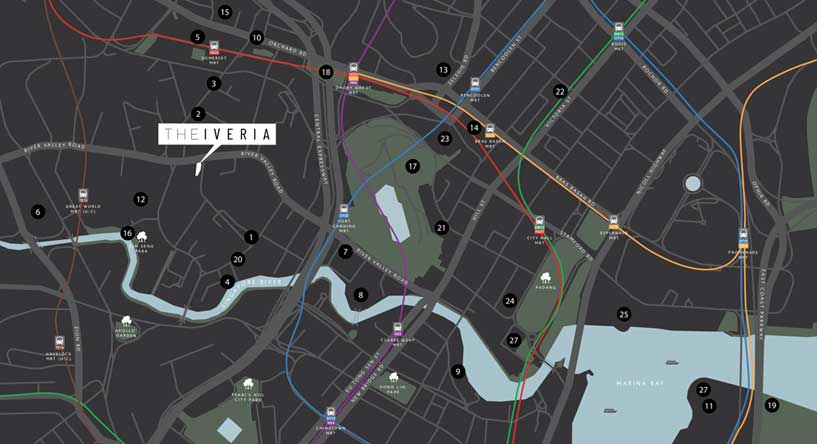 The-Iveria-Location-Map