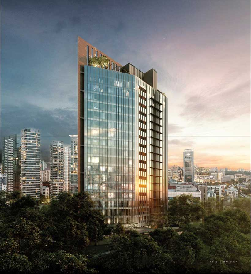 The Iveria Condo @ River Valley By Macly Group