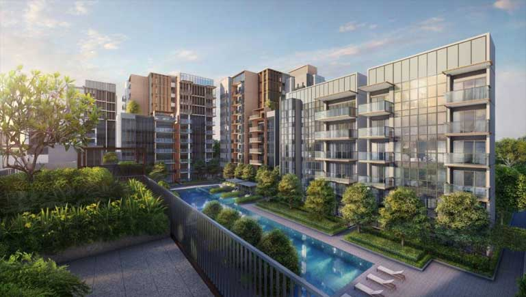 Fourth Avenue Residences by Allgreen at Bukit Timah