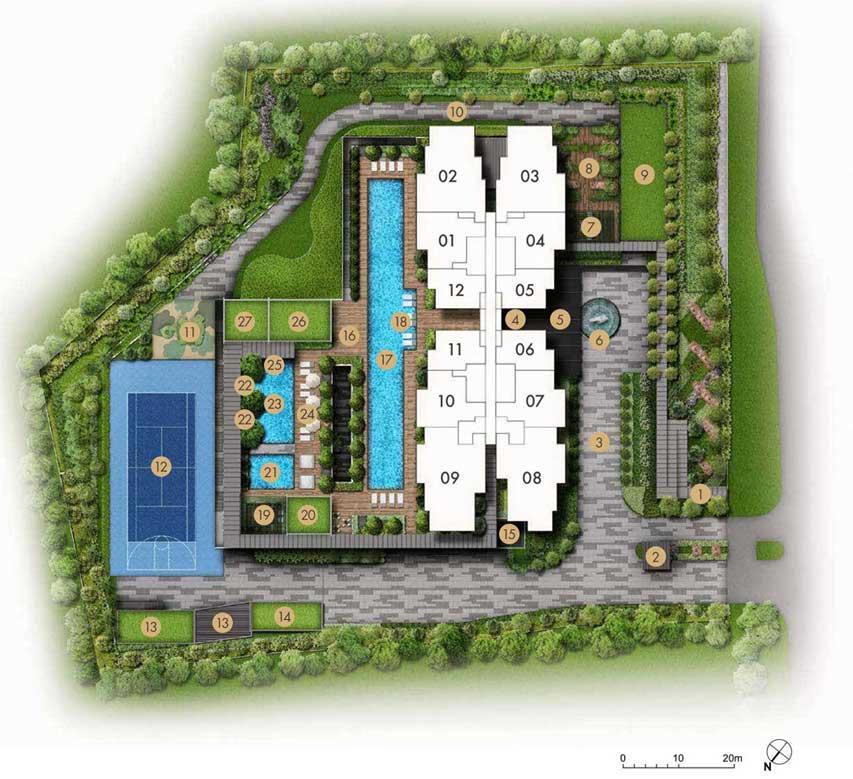 pullman-residences-site-plan