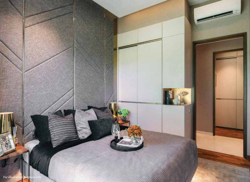 Lattice One bedroom