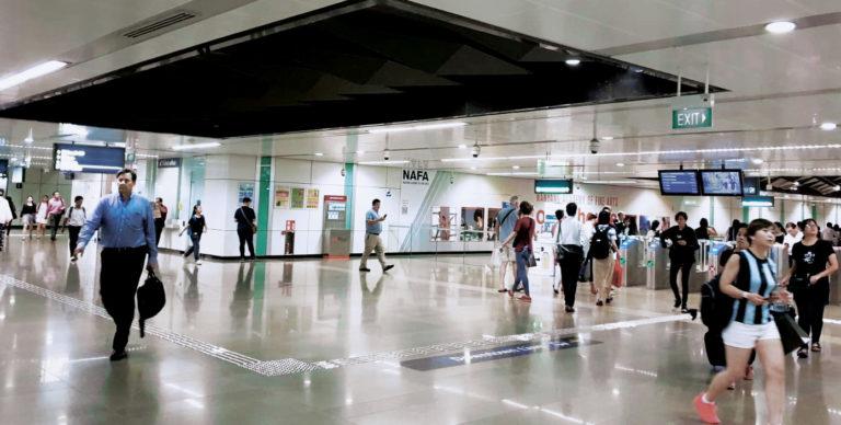 New Underground Pedestrian Network