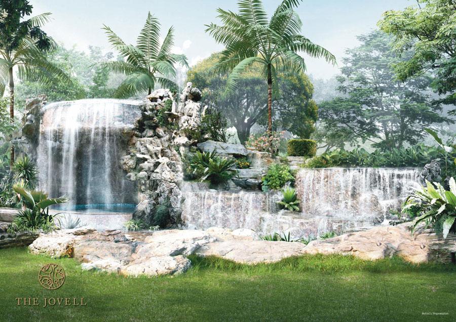 The Jovell garden