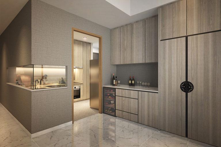 1 Bedroom Type A 484 sqft