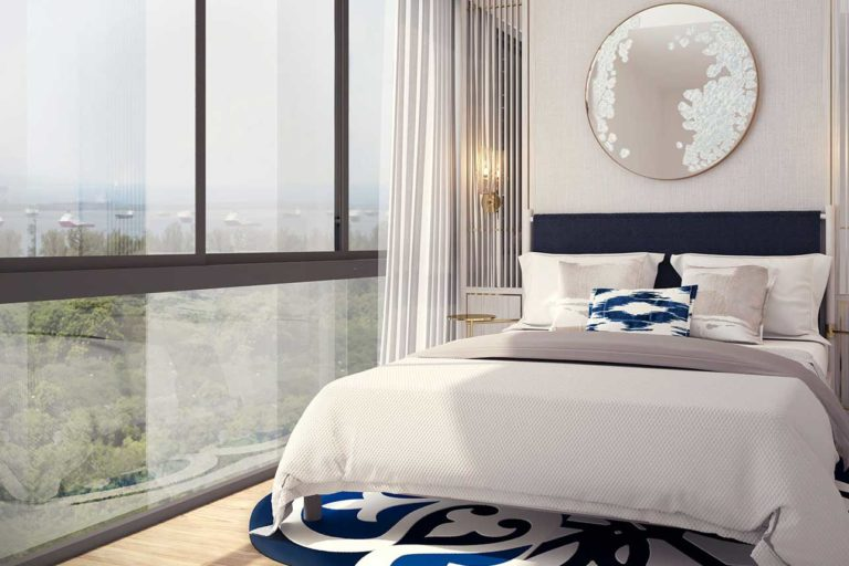 3 Bedroom Type C2 1216 sqft
