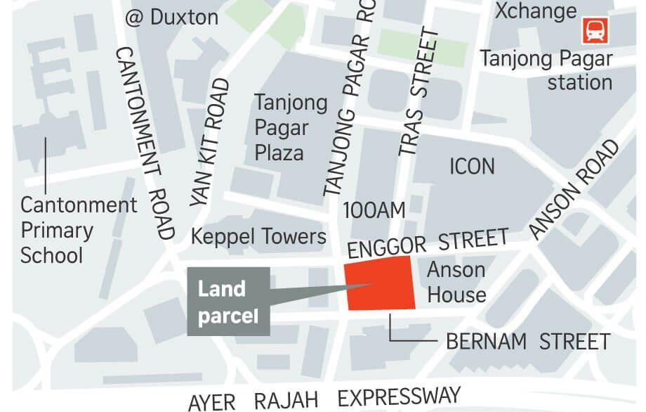 Bernam-Street-GLS-site-in-Tanjong-Pagar