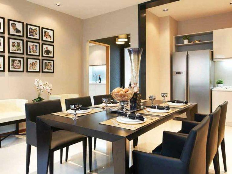 Bernam Condo livingroom