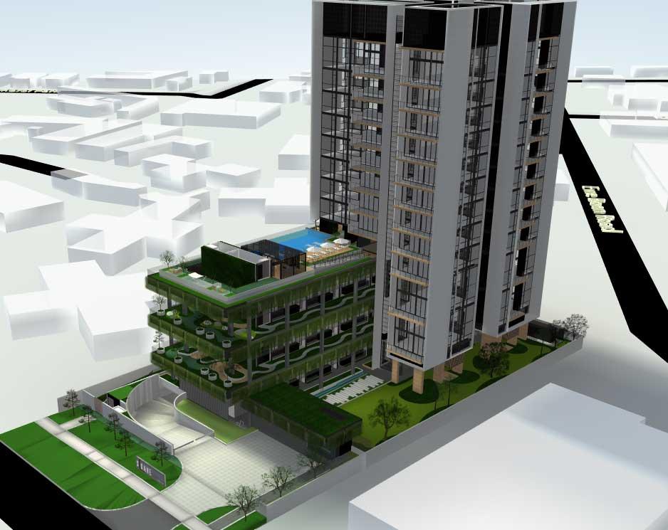 Sloane-Residences-model