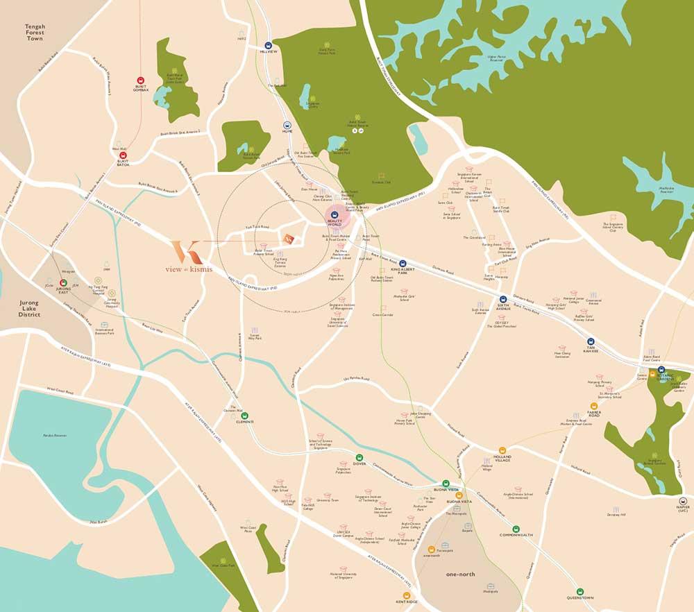 View-@-Kismis-Location-Map-Amenities