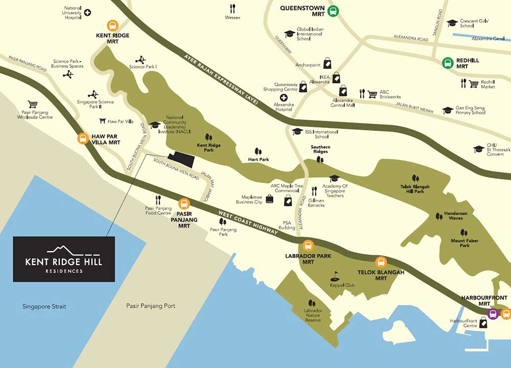 kent-ridge-hill-residences-location-map-singapore-1