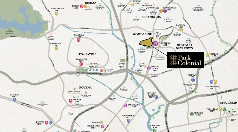 park-colonial-locationmap
