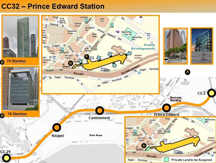 Prince Edward Road MRT Station