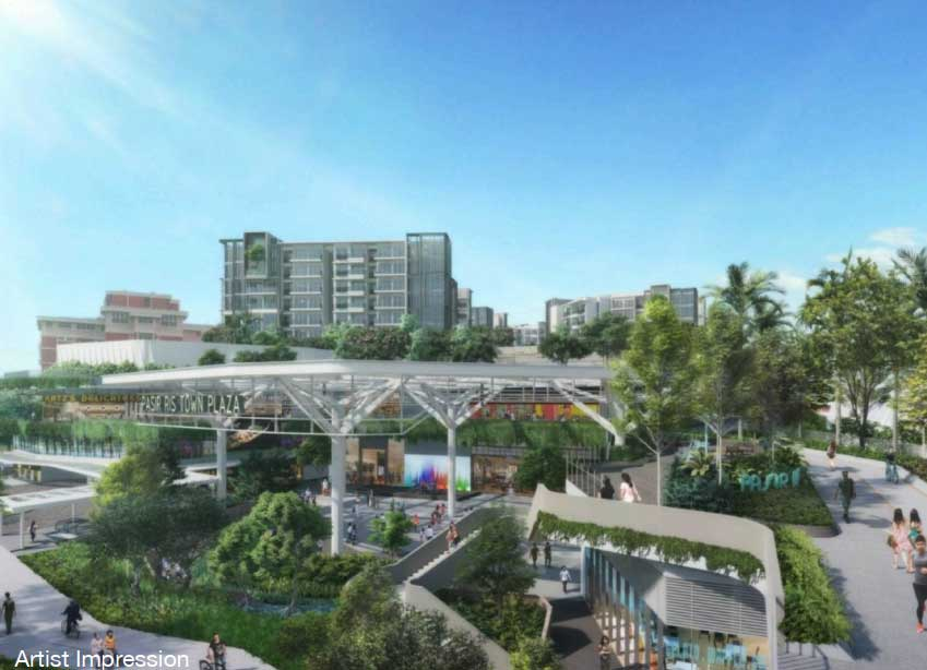 The Ryse Residences @ Pasir Ris MRT By Allgreen Properties