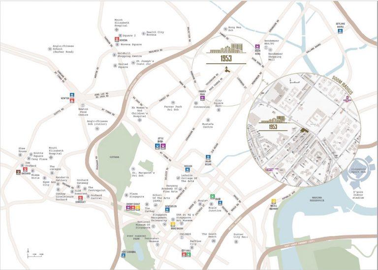 1953-Condo-location-map
