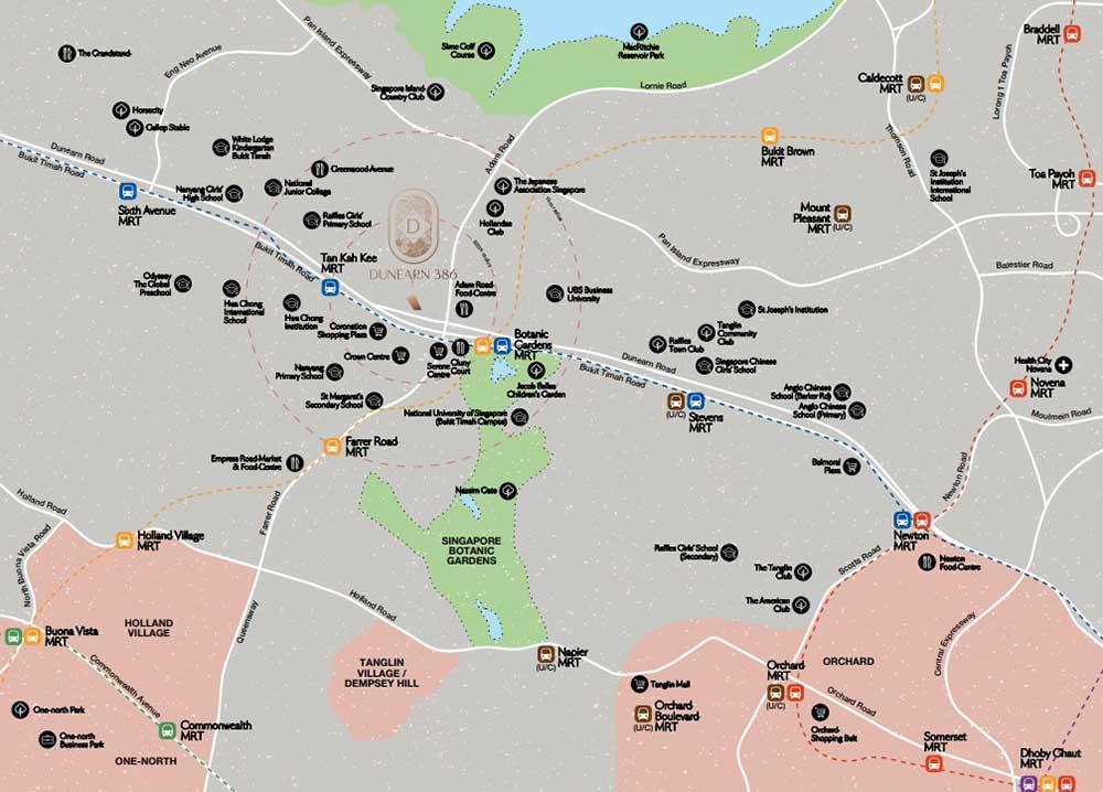 Dunearn-386-location-map