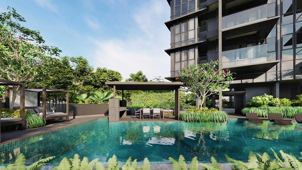 Fyve-Derbyshire-Singapore-Pool-View