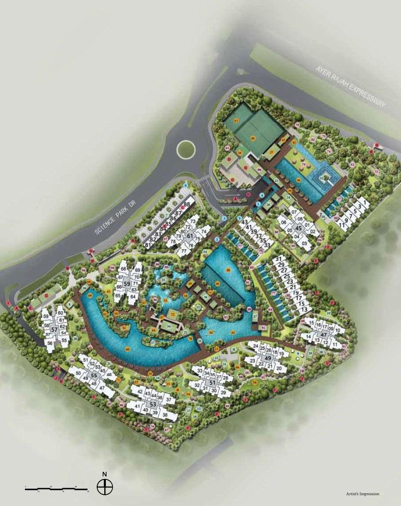 Normanton_Park-site-plan
